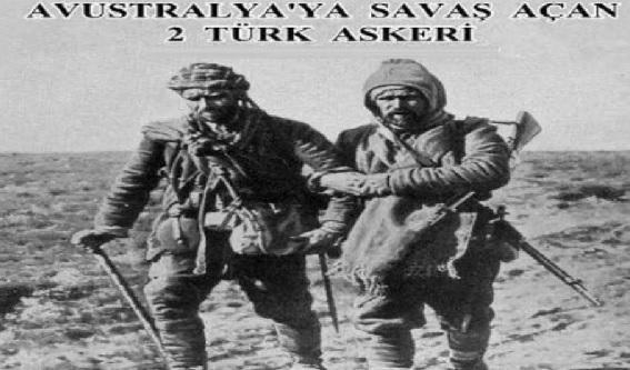 İnanılmaz: İki türk əsgəri ölkəni alt-üst etdi - Foto