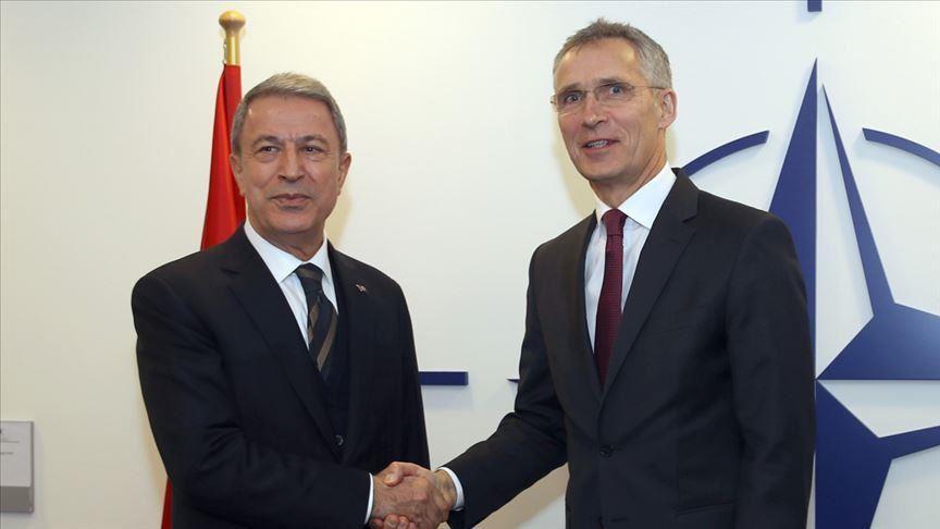 Акар и Столтенберг обсудили Афганистан
