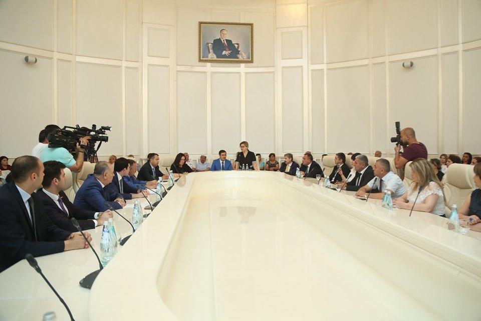 Gəncədə mühüm forum: Ermənistanın təhdidi... - Foto