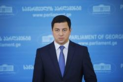 New speaker of Georgian Parlaiment appointed