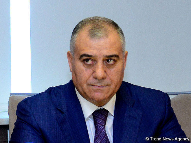 President appointed Ali Nagiyev another position