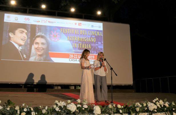İtaliyada II Azərbaycan Film Festivalı başladı - Foto