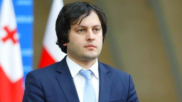 Gakharia is funded by Saakashvili - Georgian Dream