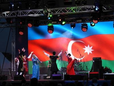Bu ölkədə Azərbaycan Günü keçirildi - Foto