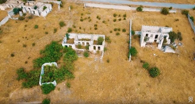 Село Шелли Агдамского района - Видео