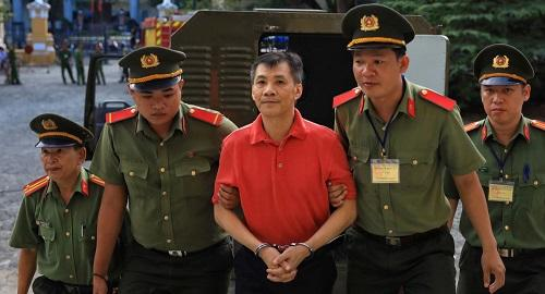 US citizen given 12-year jail term in Vietnam