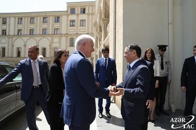 Azerbaijani, Montenegrin prime ministers meet -