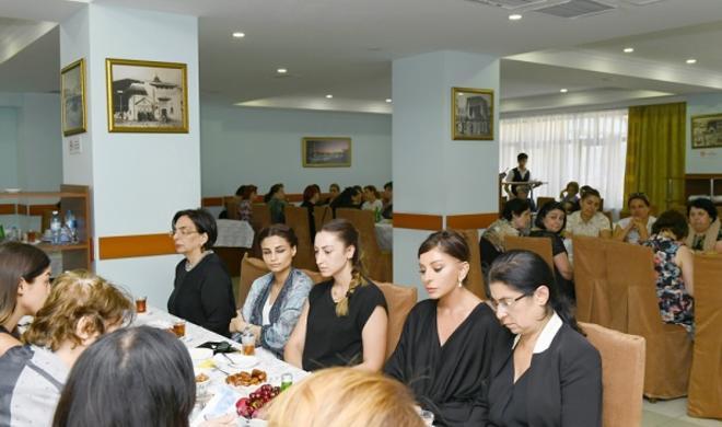 First VP attends farewell ceremony of Shirmammad Huseynov -