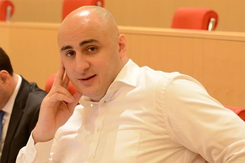 Tiflis Saakaşvilinin yaxın adamını həbs edir