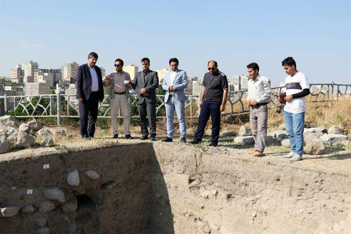 تپه باستانی «آناهیتا» در سرعین به سایتموزه تبدیل میشود
