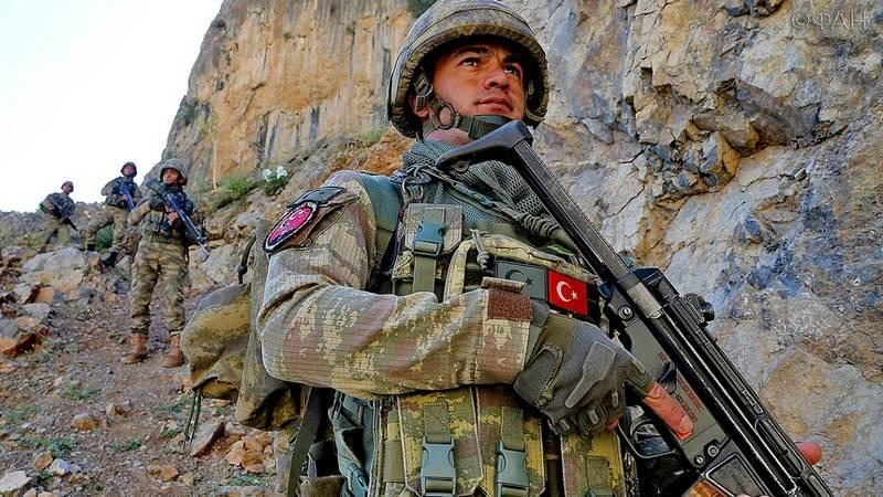 Fresh anti-terror operation launched in eastern Turkey