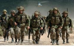 В Германии начались секретные военные учения