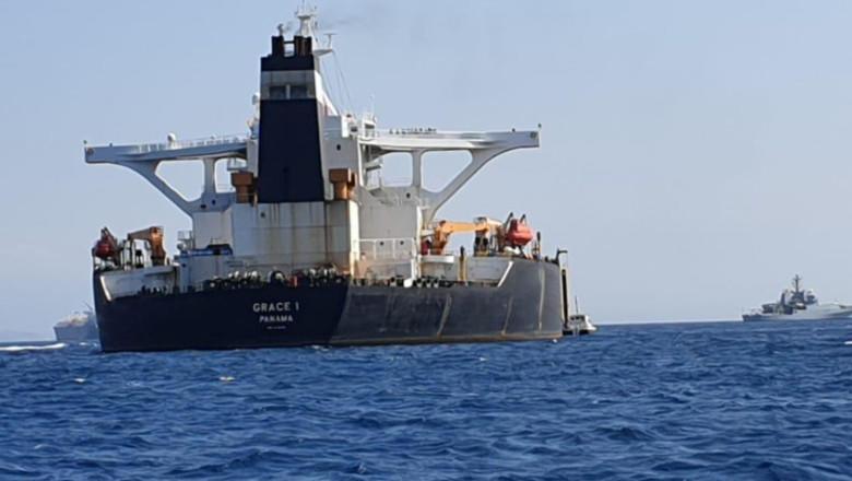 İranın Çinə neft daşıyan 2 tankeri ələ keçirildi