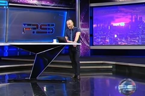 Rustavi-2 Putinin anasını söydü, yayımı dayandı - Video