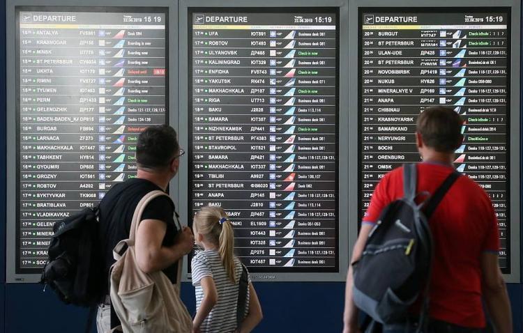 Кувейт запретил полеты в ряд стран