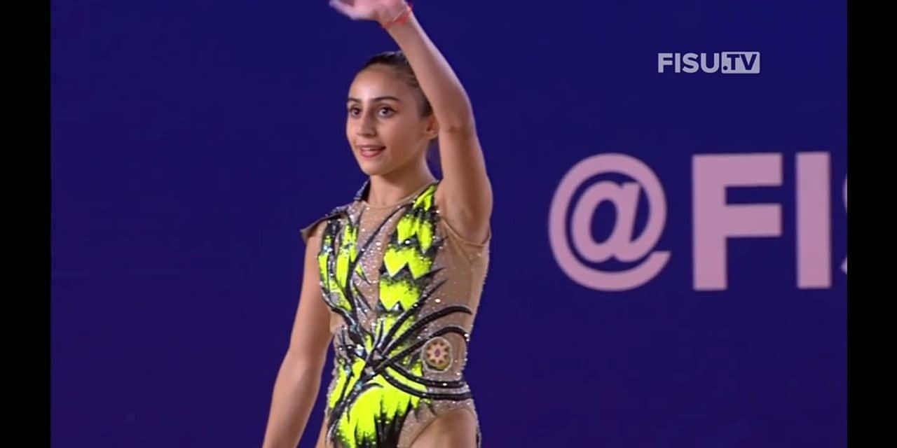 Tokio-2020: Daha bir gimnastımız mübarizəyə başladı
