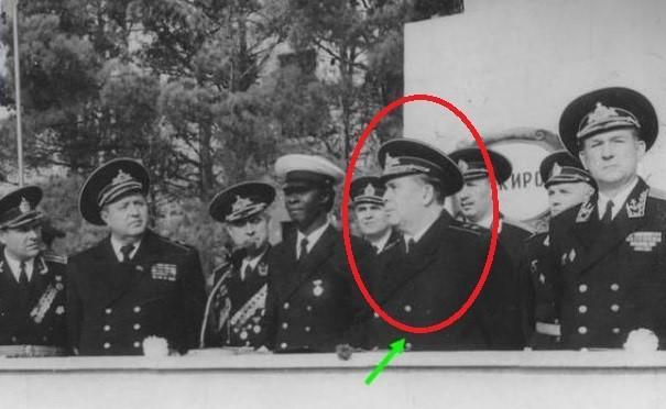 Rusiyada büstü qoyulan azərbaycanlı admiral kimdir?