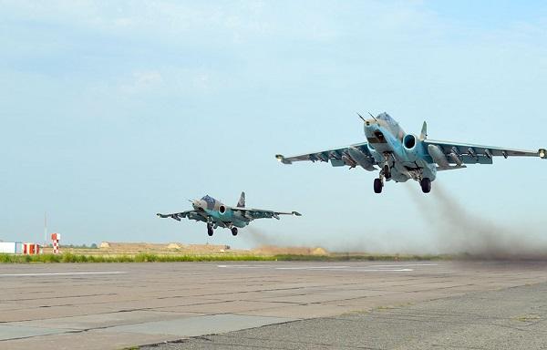 4 Azerbaijani fighter jets are in Turkey