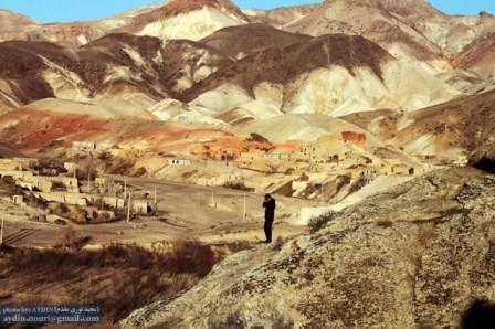 قدیم اردبیلین دیلبر گوشهسی-مشکین-فوتو