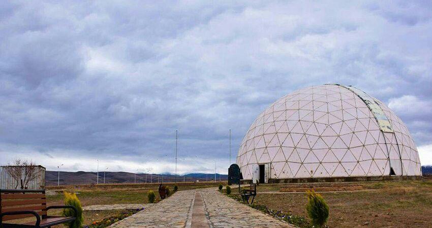 رصد خانه ۸۰۰ ساله ایران در مراغه