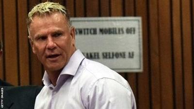 South African former footballer shot dead