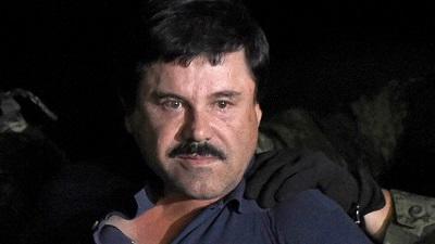 Mexican drug lord Joaquín Guzmán gets life in prison -