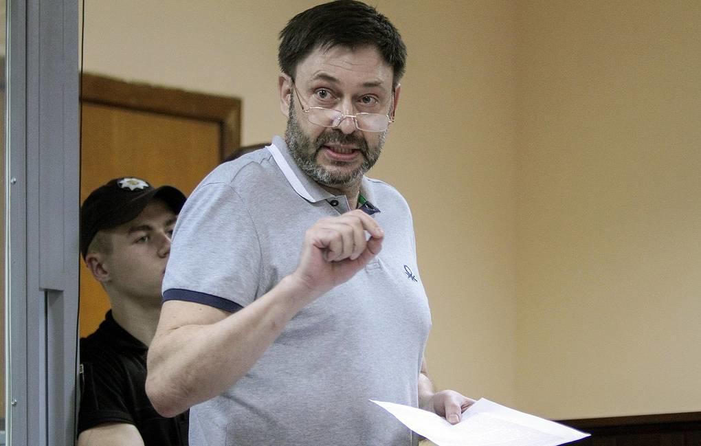 OSCE calls on Kiev to release Russian journalist