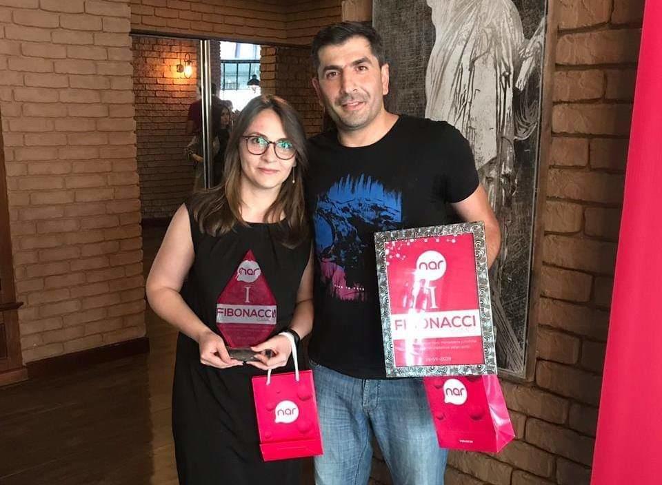 Axar.az əməkdaşları intellektual yarışın qalibi oldu - Foto