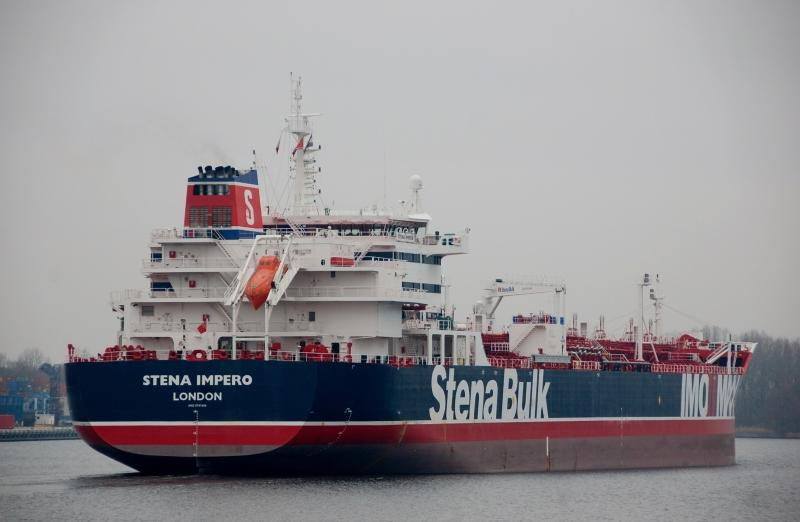 Britain refused US help before seizure of UK tanker by Iran
