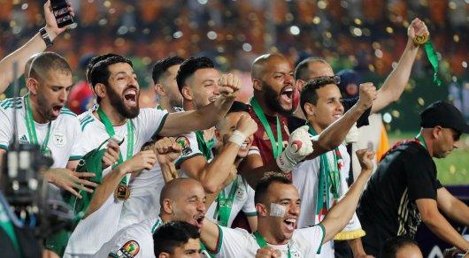 Алжир стал обладателем Кубка африканских наций-2019