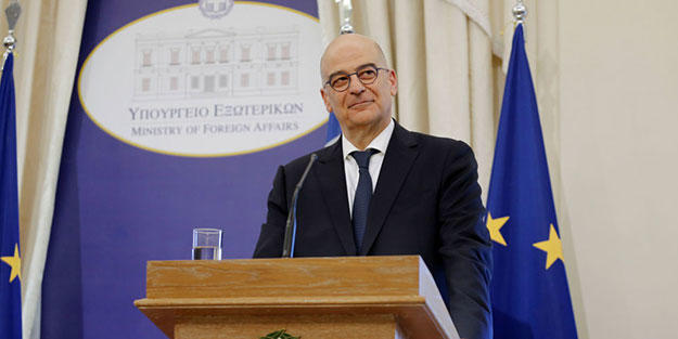 Greece FM Dendias to visit Turkey