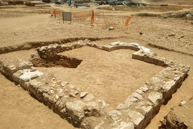 В Израиле обнаружены руины древней мечети