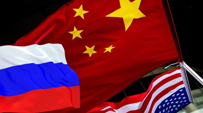 چین آمریکایا قارشی ایرانین یانیندا یئر آلدی
