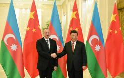 Azerbaijan is a big partner and friend of China
