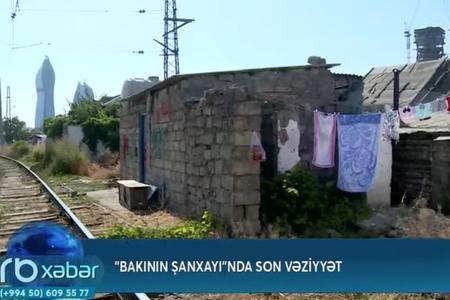 """""""Bakının Şanxayı"""" tarixə qovuşacaq - Video"""