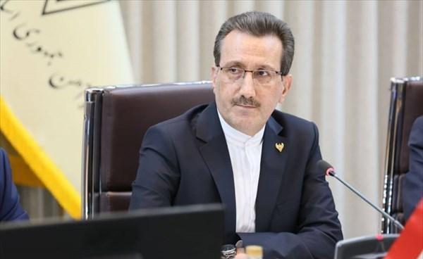 В Баку с визитом находится глава ж/д компании Ирана