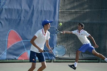 Bakı-2019: Tennis yarışlarının ikinci günü başa çatdı