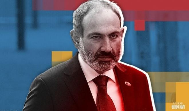 Сагателян: Никол Пашинян – политический труп