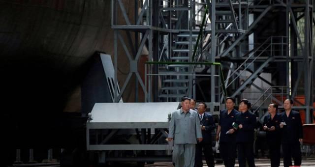 Bu şəkil Kim Çenin gizli silahını ortaya çıxardı - Foto