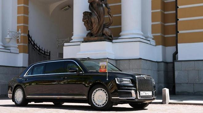 Кортеж Путина попытались заминировать