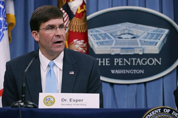 Trump wants to fire Esper as well
