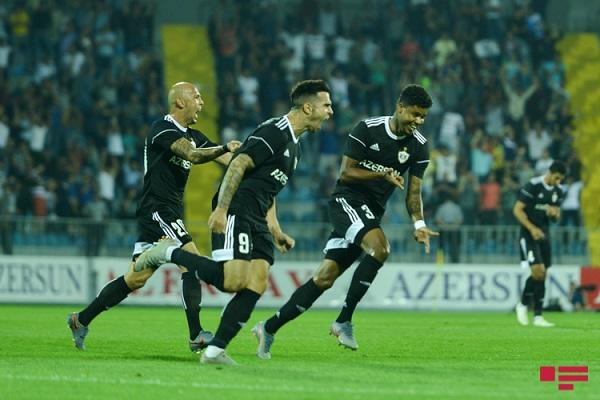 """Gərgin oyun başa çatdı: """"Qarabağ"""" qalib gəldi"""