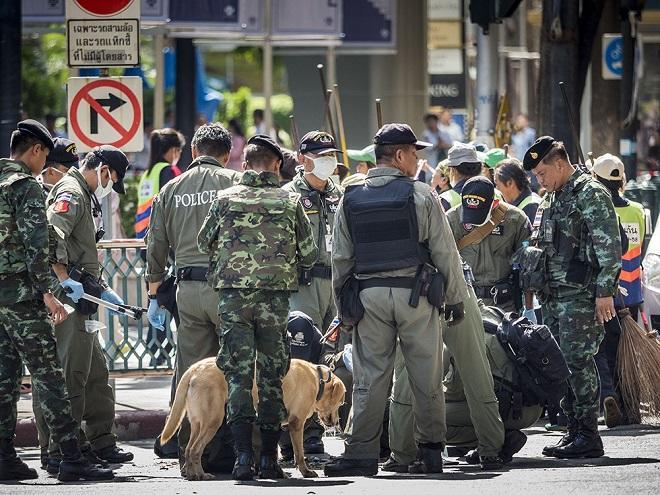 Стрельба в ТЦ в Бангкоке, один человек погиб