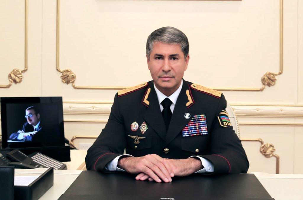 Baş Dövlət Yol Polisi İdarəsində yeni təyinat