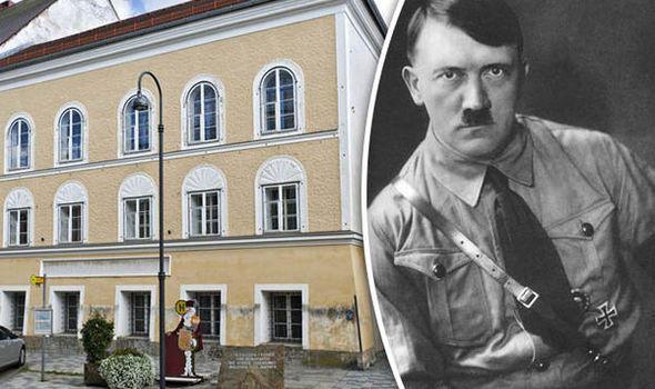 Дом Гитлера превратят в отдел полиции