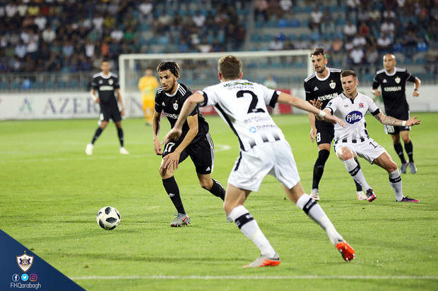 First derby of the season in Azerbaijan