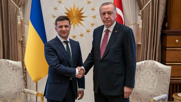 Turkish, Ukrainian leaders discuss COVID-19 measures