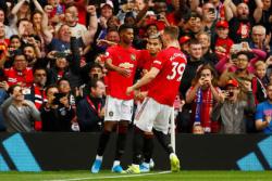 «Манчестер Юнайтед» вышел в 1/8 финала Кубка Англии
