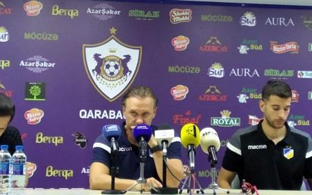 """""""Qarabağ""""la matçda gülən mən olacam - Doll"""