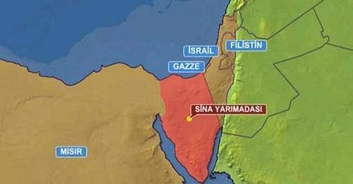 Sisi Osmanlı-Misir razılaşmasını pozur: İsraillə birlikdə...